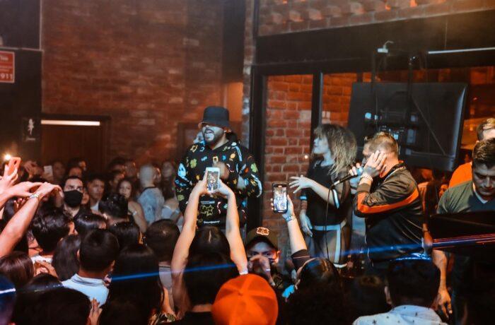 En vivo discoteca La Candelaria